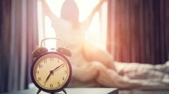 کاهش افسردگی با خواب کافی